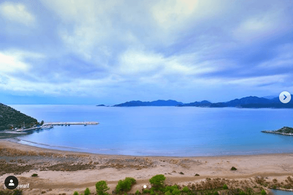 Çayağzı Plajı