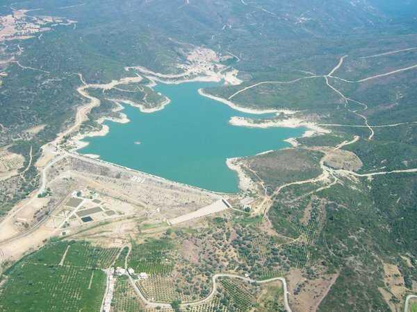 Ürkmez Barajı