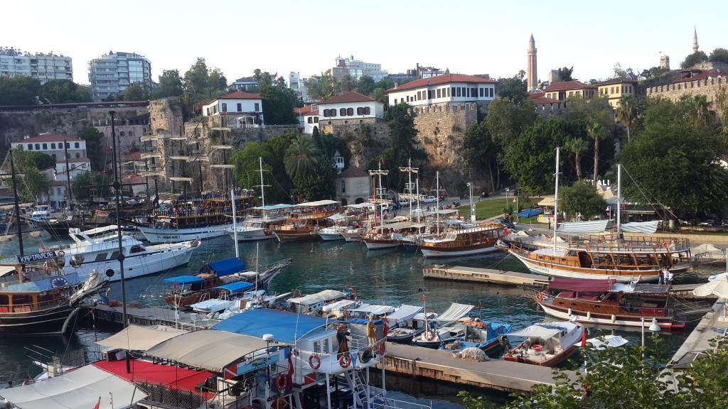 Antalya Konyaaltı Kaleiçi