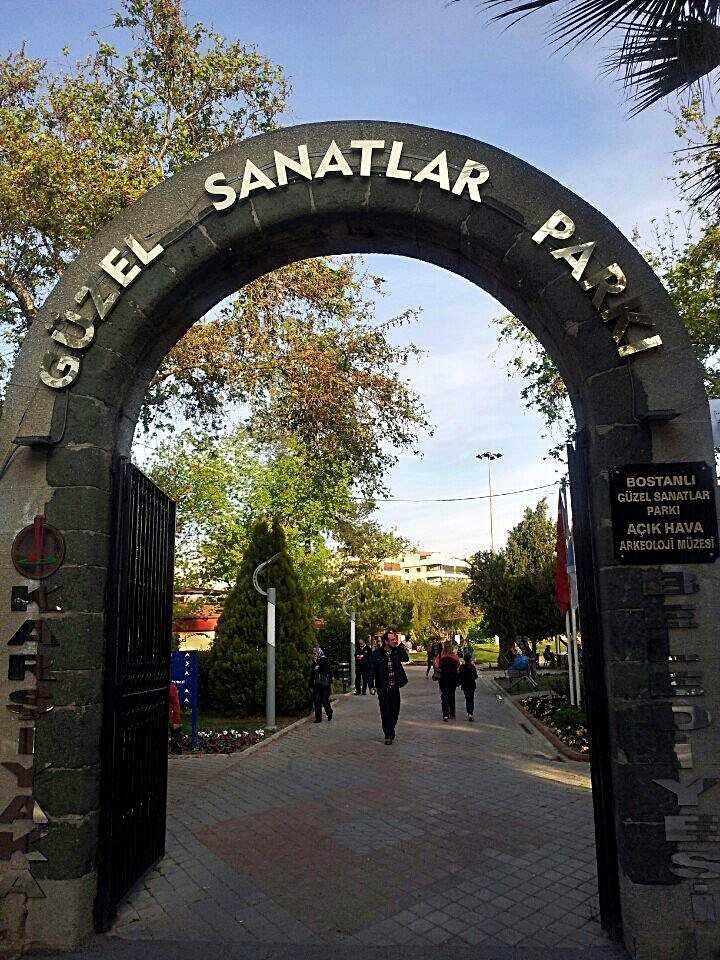Güzel Sanatlar Açıkhava Parkı