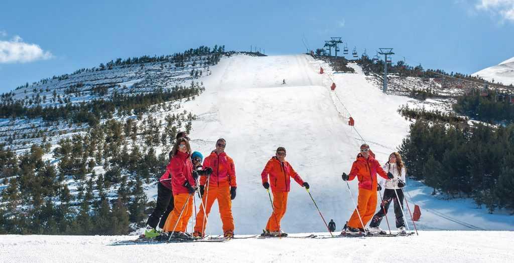 Bozdağ Kayak Merkezi Gezilmesi Gereken Yerler