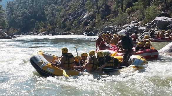 Muğla Dalaman Rafting