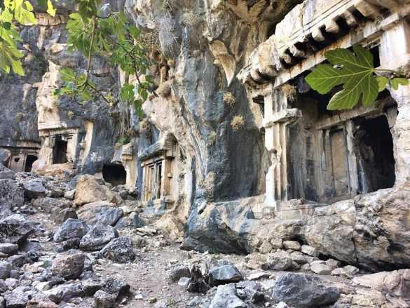 Hippokome Antik Kenti Muğla