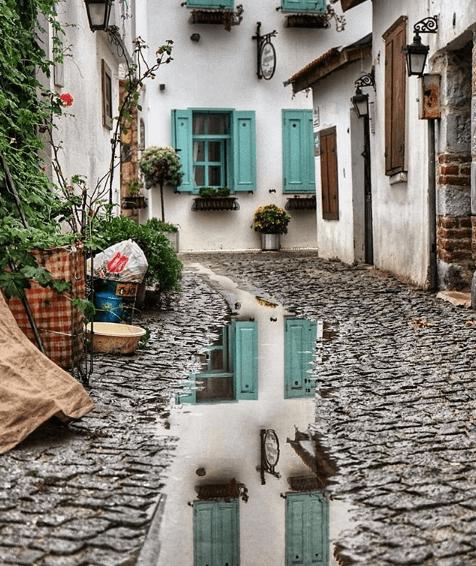 kaleiçi sokakları