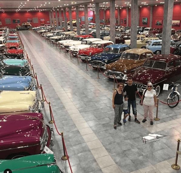 Key Klasik Araba Müzesi