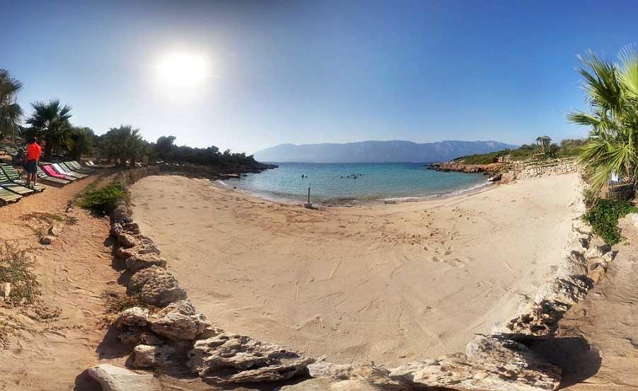 Kleopatra Adası Plajı
