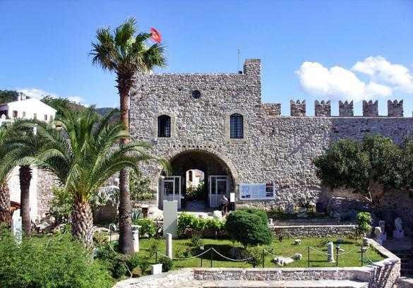 Marmaris Müzesi ve Kalesi
