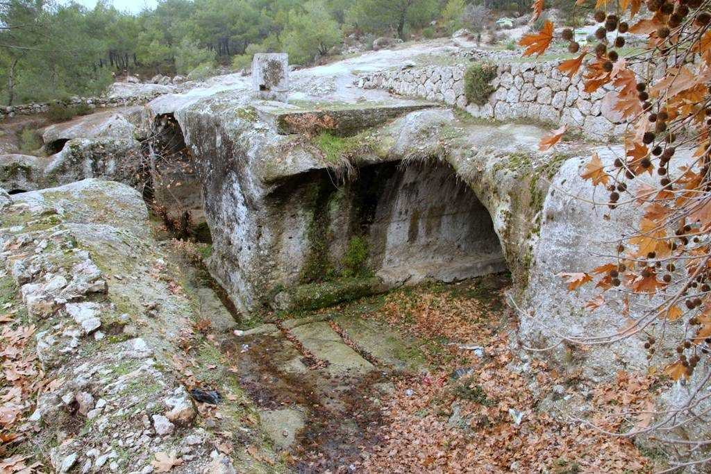 Menderes Roma Hamamı