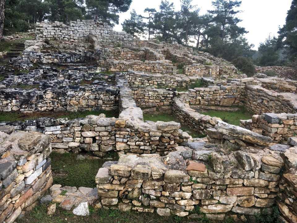 Oktapolis Antik Kenti
