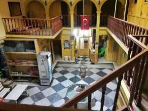 İzmir Tarihi Alibey Hamamı