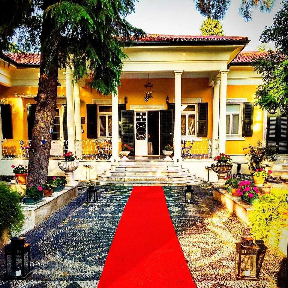 İzmir Bornova Villa Levante Otel