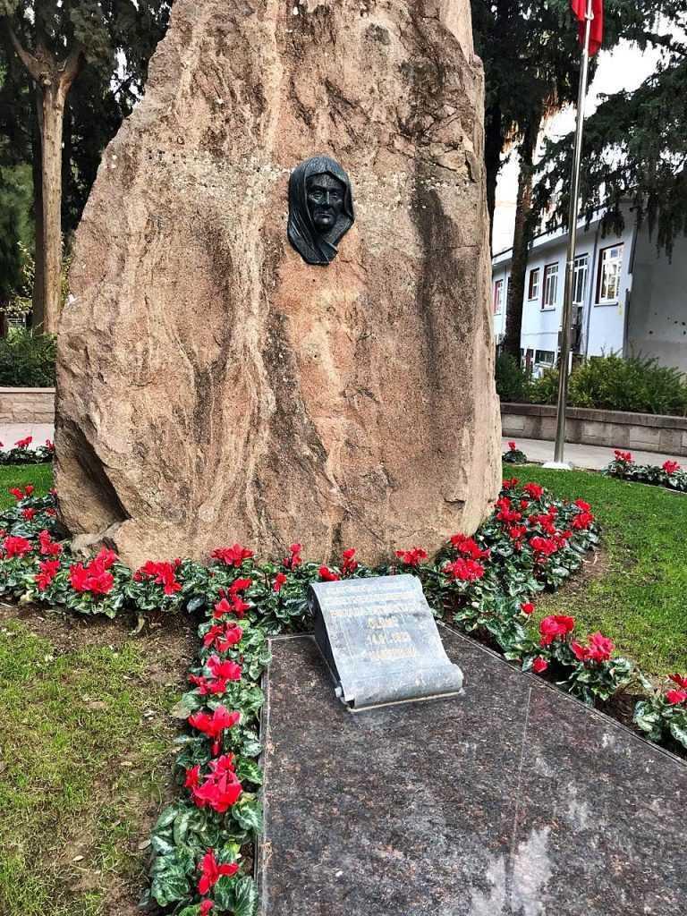 Zübeyde Hanım Anıt Mezarı