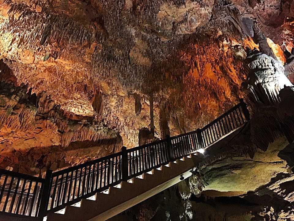 Antalya Damlataş mağarası