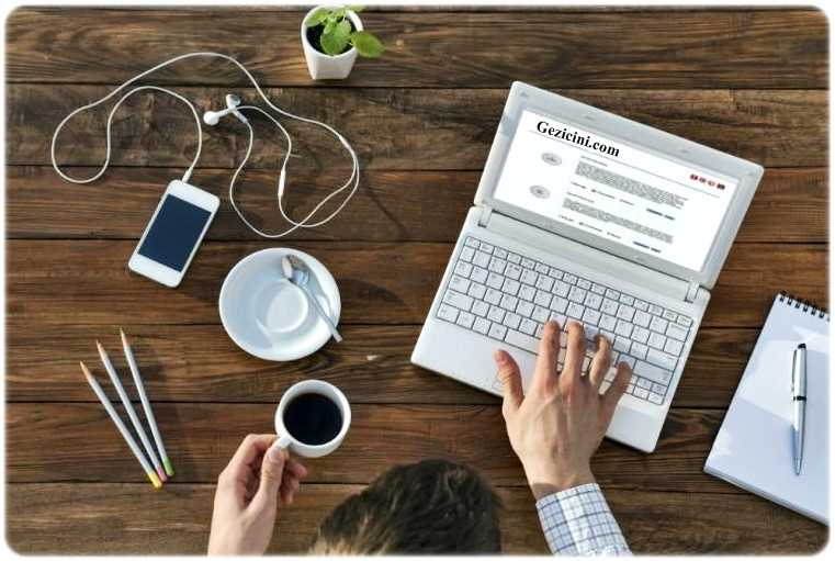 gezi sitesi yazarı olmak