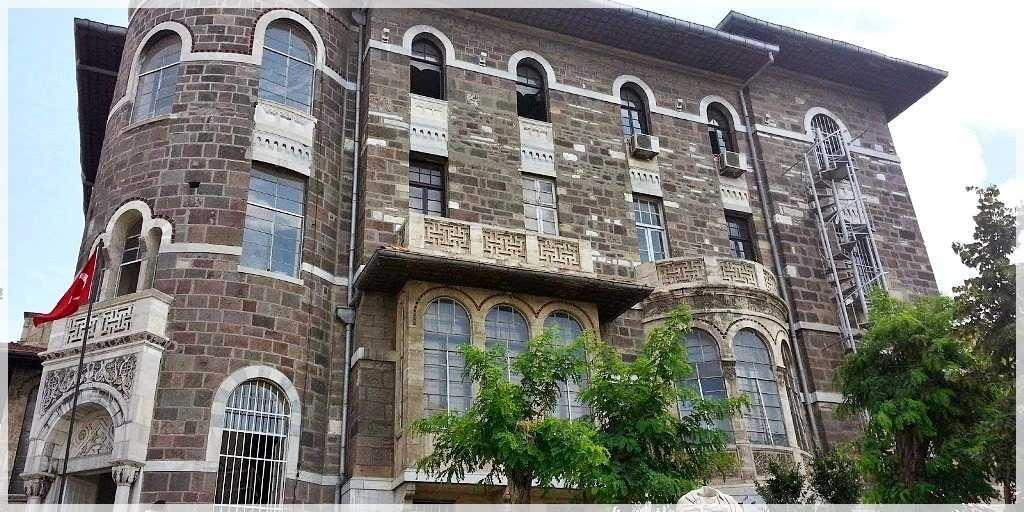 İzmir Etnegrafya Ve Arkeoloji Müzesi