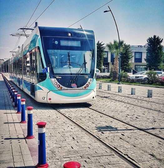 izmir tramvay