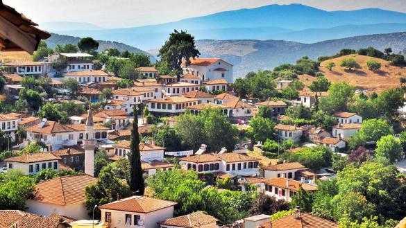 şirince köyü izmir