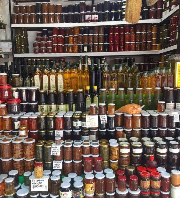 Şirince Organik Pazar Ürünleri