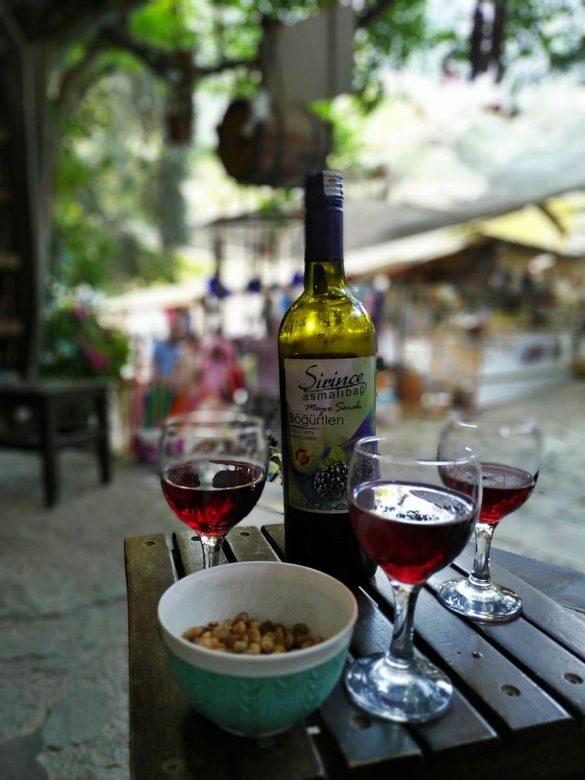 Şirince Şarap