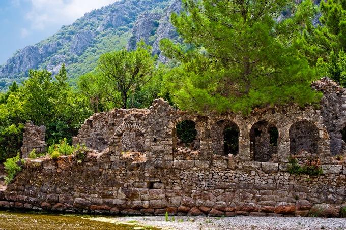 İdebessiois Antik Kenti
