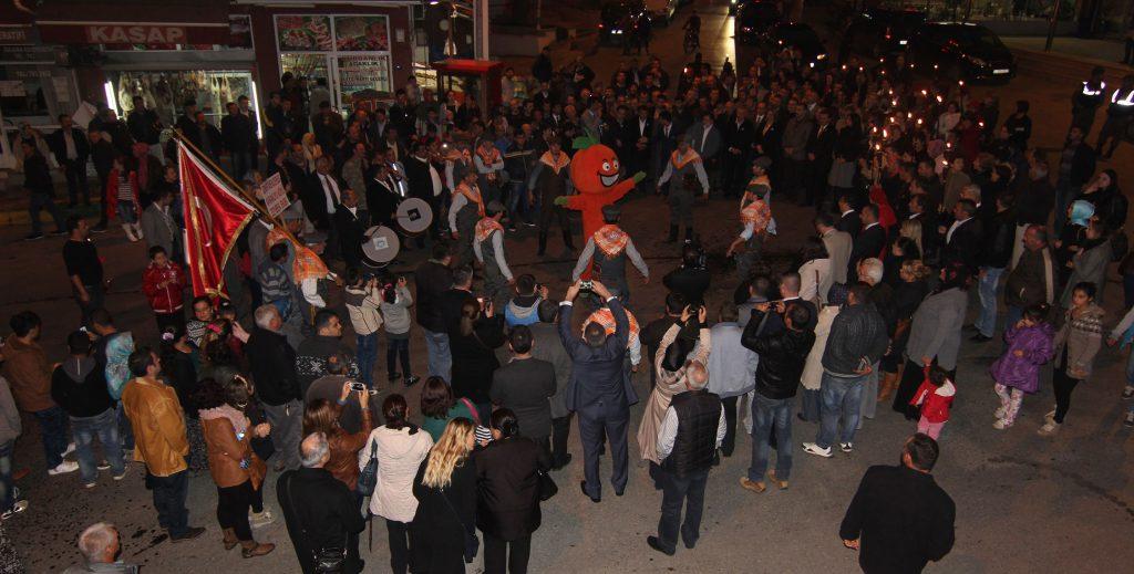 Menderes Mandalina Festivali