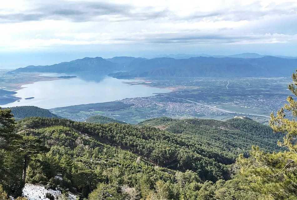 Sandras Dağı