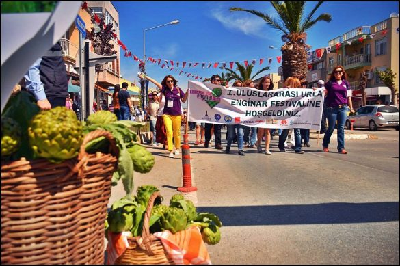 İzmir Urla Enginar Festivali