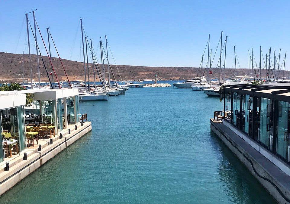 Alaçatı Marina Port