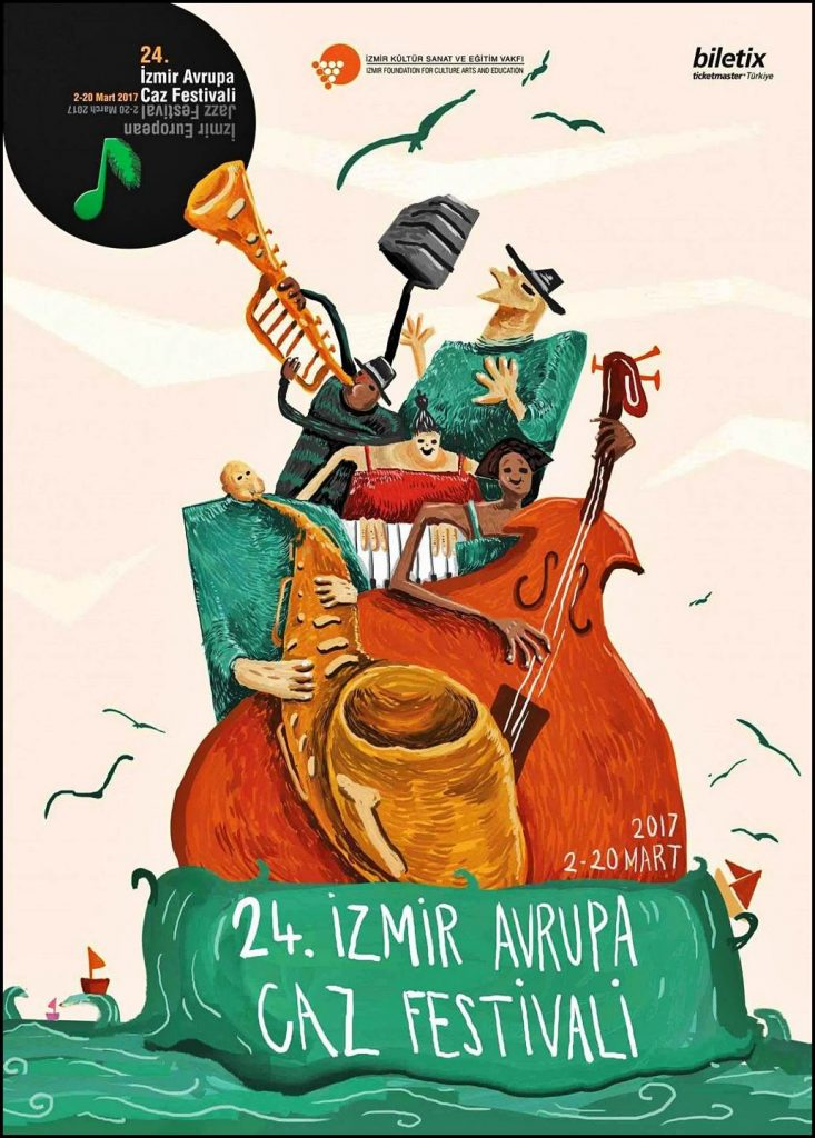 İzmir Avrupa Caz Festivali