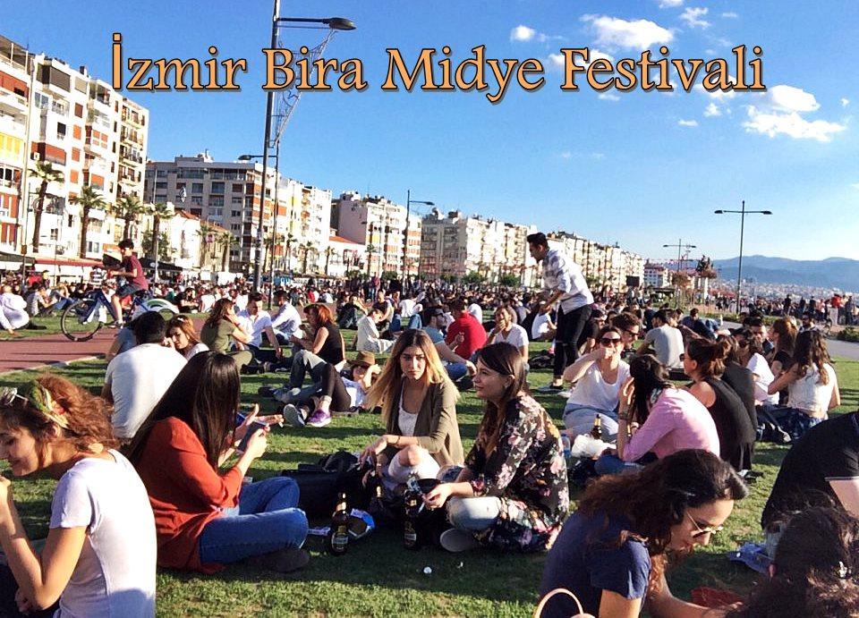 izmir Bira Midye Festivali