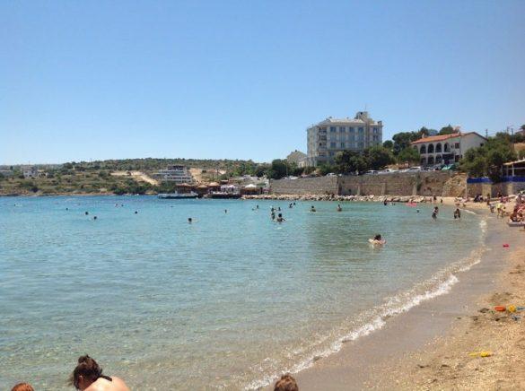 çeşme Kocakarı Plajı