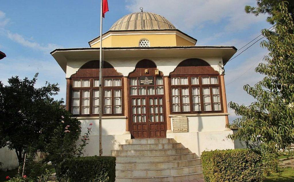 Necip Paşa Kütüphanesi