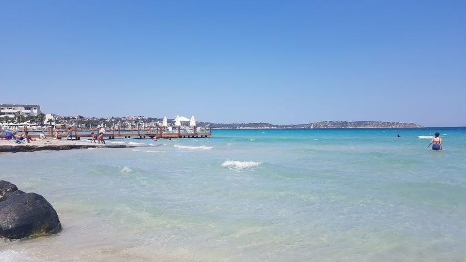 Boyalık plajı