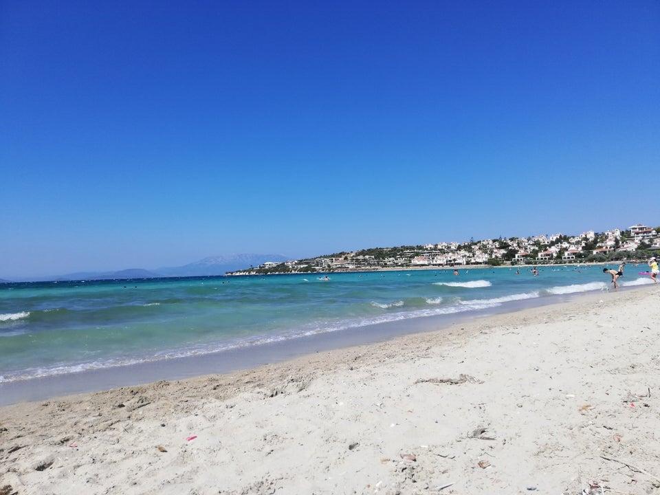izmir boyalık plajı