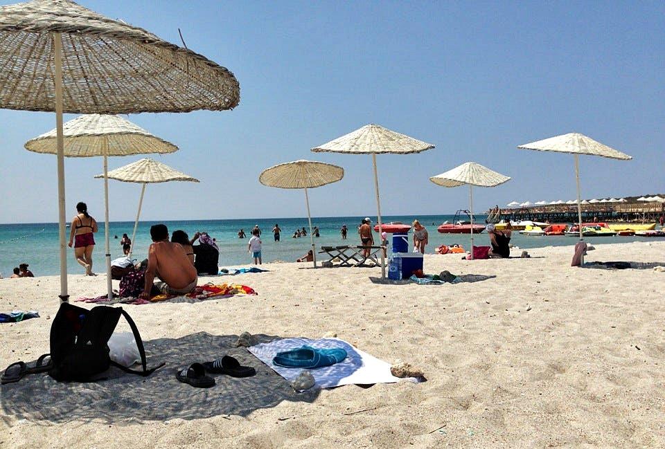 çark plajı