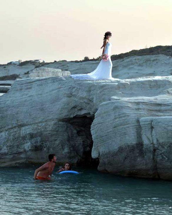 Delikli Koy Dış  Düğün Çekimi