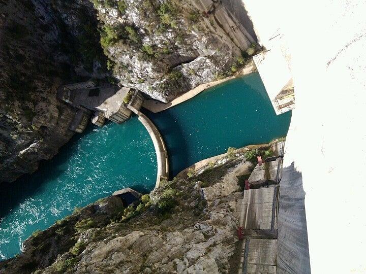 Oymapınar Barajı