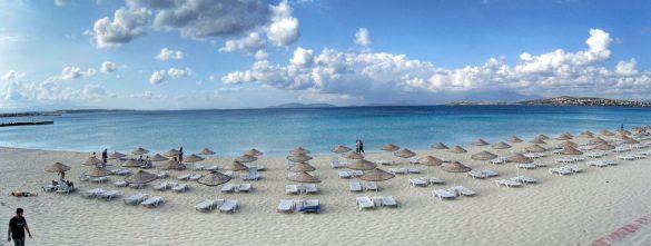 Ilıca Plajı ( Çeşme )