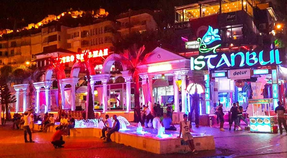 Antalya Gece Hayatı Diskoları