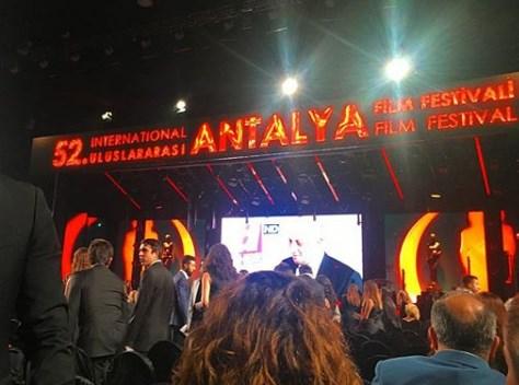 Antalya Uluslararası Altın Portakal Film Festivali