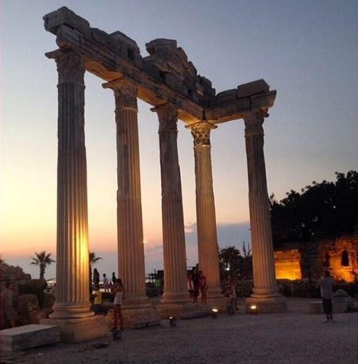 Antalya'daki Diğer Tarihi Eserler