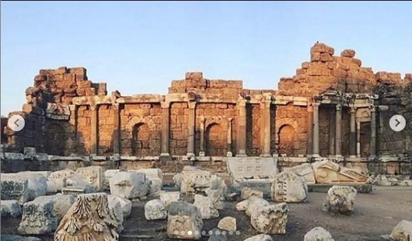 Antalya'nın Tarihi Eserleri