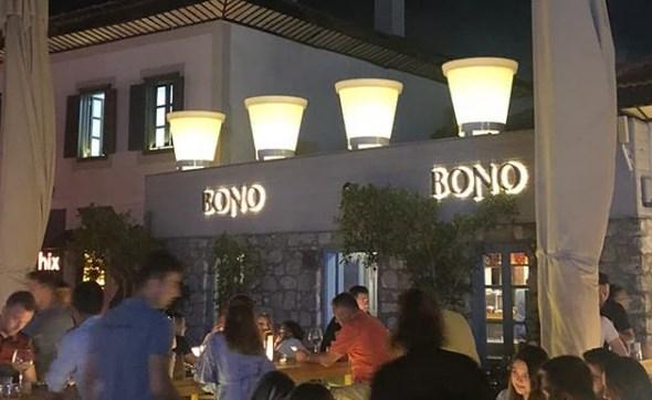 Bono Good Times Beach