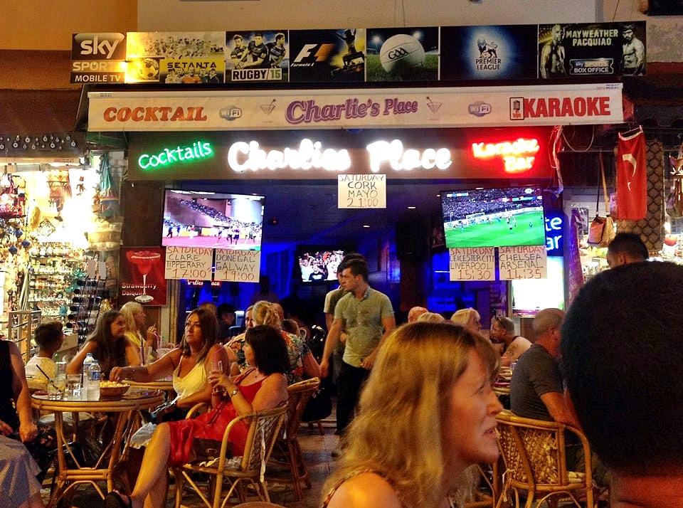 Charlies Place Karaoke Bar