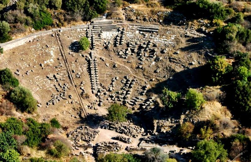 Çeşme Erythrai Antik Kenti