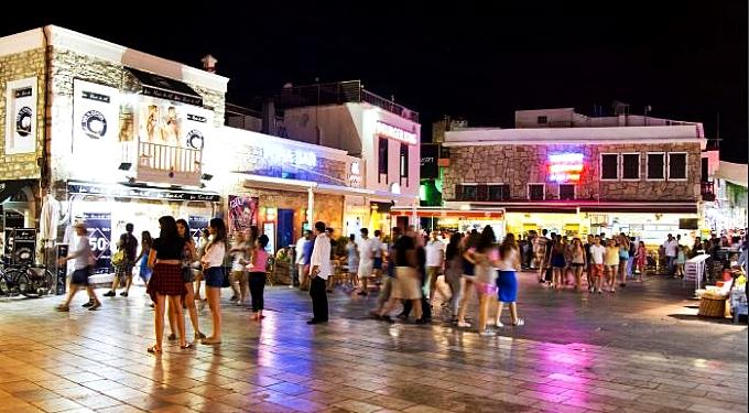 Bodrum barlar sokağı