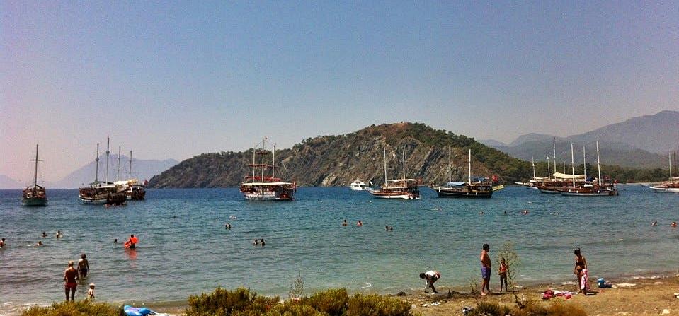 beydağları Olimpos Sahil Milli Parkı