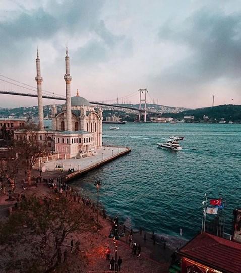 İstanbul boğazı gezilecek yerler