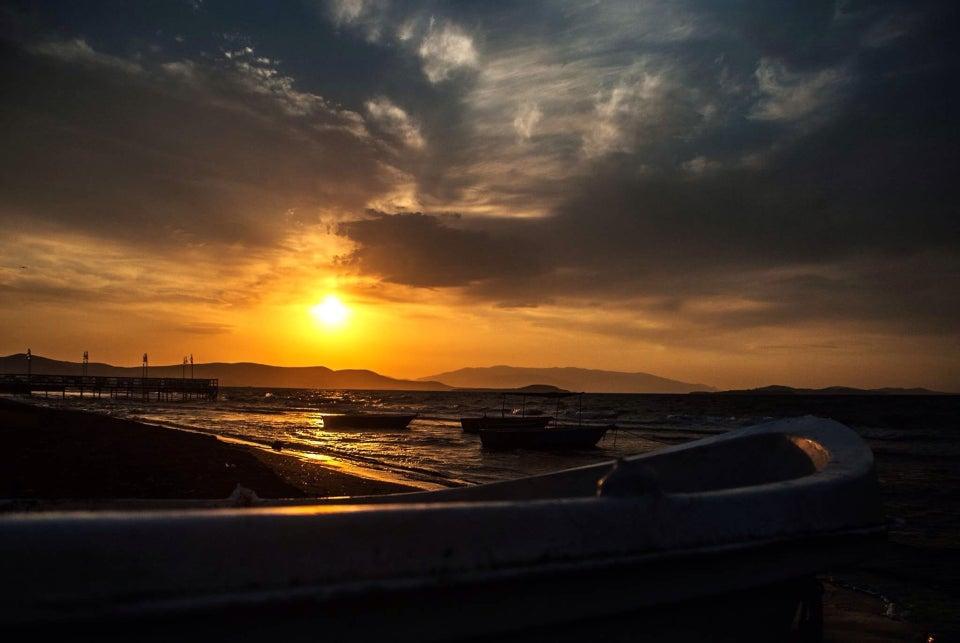İzmir Gelinkaya Plajı