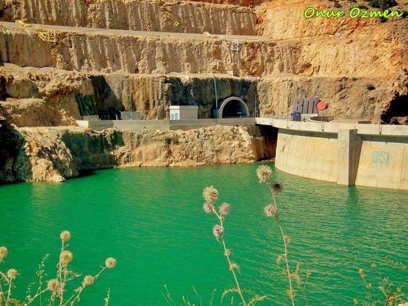 Ermenek Barajı Gövde -  Tünel